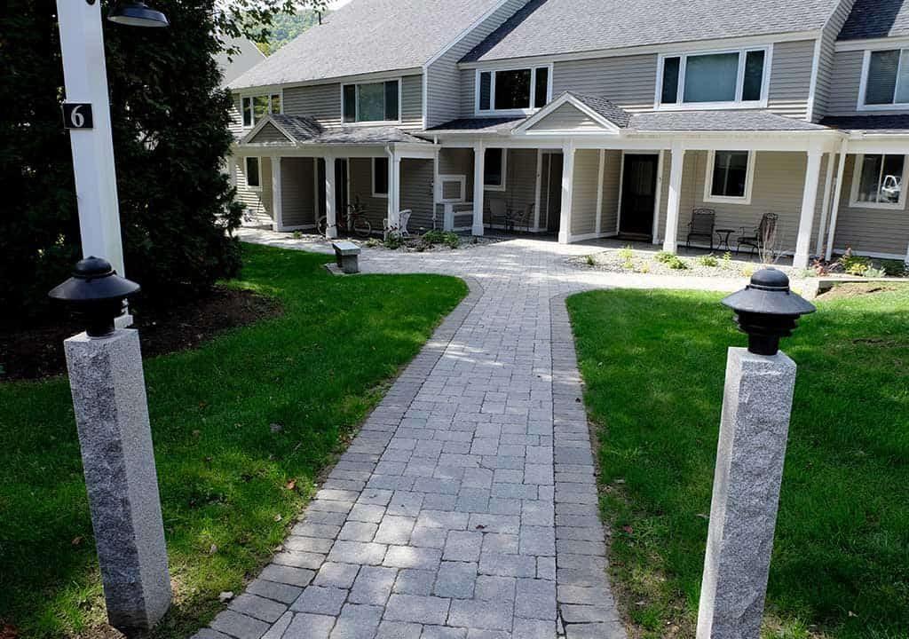 New Hampshire condo association property maintenance
