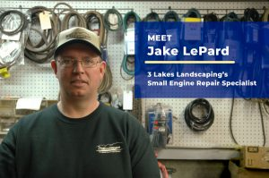 3 Lakes Landscaping Introduces New Small Engine Repair Service